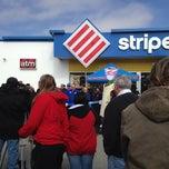 Photo taken at Stripes Store #202 by Jeremy C. on 2/7/2014