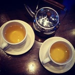 Photo taken at Café Abir by Andrew H. on 6/3/2014