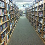Photo taken at Half Price Books by Kara E. on 10/17/2012