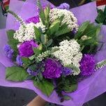 Photo taken at Просто цветы by Liliya V. on 8/5/2013