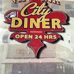 Photo taken at City Diner by Christine S. on 5/12/2013