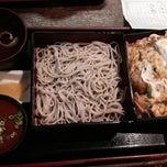 Photo taken at そば茶屋 庄吉 by K N. on 7/16/2014