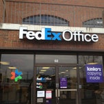 Photo taken at FedEx Office Print & Ship Center by SooFab on 2/5/2013