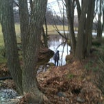 Photo taken at Reston National Golf Course by Andrea U. on 3/16/2013