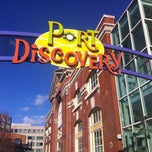 Photo taken at Port Discovery Children's Museum by Sharon P. on 1/24/2013