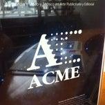 Photo taken at ACME Galicia, Centro de Formación Autorizado Apple by Alberto on 9/4/2014