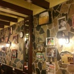 Photo taken at Patrick's Belgian Restaurant by Shmupi K. on 10/11/2014
