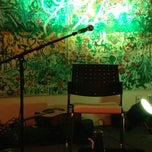 Photo taken at Winnipeg Folk Festival Music Store by Katrina H. on 3/23/2013