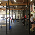 Photo taken at RC CrossFit by Jen F. on 5/2/2013