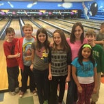 Photo taken at Chipper's Lanes by Taryn D. on 2/12/2015