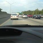 Photo taken at Interstate 85 by Nathan H. on 9/16/2013