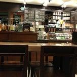 Photo taken at Starbucks by Peter T. on 1/27/2013