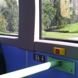Photo taken at TKL bussi 1 by Tuuli on 8/24/2014