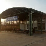 Photo taken at Eltingville Transit Center by Zach v. on 3/10/2013