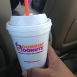 Photo taken at Dunkin Donuts by Shan C. on 3/4/2013