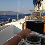 Photo taken at Skopea Marina by Julia T. on 8/11/2014