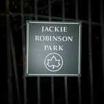 Photo taken at Jackie Robinson Pool by Mr. E. on 10/15/2012