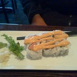 Photo taken at Kenny's Pan Asian Cuisine & Sushi Bar by Carey R. on 1/12/2013