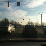 Photo taken at Pershing & 16th by Romy E. on 2/7/2013