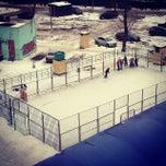 Photo taken at Детская Площадка by olezha_mitinskiy on 12/20/2013
