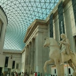 Photo taken at British Museum by George B. on 7/11/2013