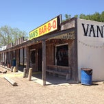 Photo taken at Van's BBQ by Stephanie R. on 4/21/2013