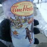 Photo taken at Tim Hortons by Amy H. on 1/1/2013