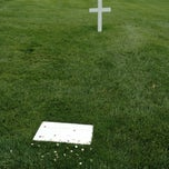 Photo taken at Grave Of Edward Ted Kennedy by Emilie A. on 6/5/2014