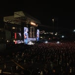 Photo taken at Hersheypark Stadium by Craig K. on 9/23/2012