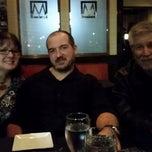 Photo taken at MetroPrime Steakhouse by Karen B. on 11/23/2014