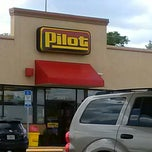 Photo taken at Pilot Travel Center by JanAnn on 4/7/2013