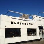 Photo taken at Greene's Hamburgers by Brian M. on 10/27/2012