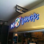 Photo taken at World Wrapps by Patrick B. on 8/7/2013