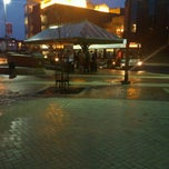 Photo taken at College Place Bus Stop by Nicol S. on 1/30/2013