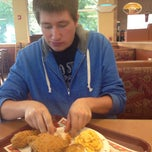 Photo taken at Bojangles' Famous Chicken 'n Biscuits by Andrew C. on 3/24/2015