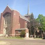 Photo taken at St Marks Catholic Church by Susan B. on 5/25/2014