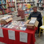 Photo taken at Standaard Boekhandel by Philip R. on 10/27/2013