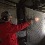 Photo taken at Magnum Shooting Range by Önder A. on 1/4/2014