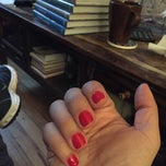 Photo taken at Pinky's Nails by Yesim on 3/14/2015