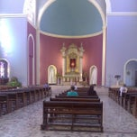 Photo taken at Templo Votivo do Santíssimo Sacramento by Daniel A. on 11/15/2013