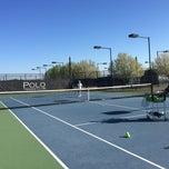 Photo taken at Polo Tennis & Fitness by Viktoriya J. on 3/13/2015