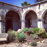 Photo taken at Mission San Juan Capistrano by Rob Mc C. on 6/6/2013