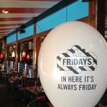Photo taken at T.G.I. Friday's by Ali İ. on 10/14/2012