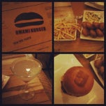 Photo taken at Umami Burger by Jessica L. on 10/26/2012