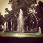 Photo taken at Av. Campos Eliseos by DiegoCL on 7/13/2013