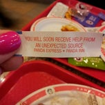 Photo taken at Panda Express by Laura L. on 3/18/2013