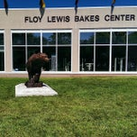 Photo taken at Floy Lewis Bakes Center by Coach Todd P. on 8/25/2014