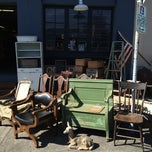 Photo taken at Grant Michael Industrial Antiques & Obscurities by Kirsten A. on 6/6/2014