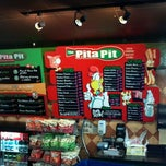 Photo taken at Pita Pit by Jason L. on 9/21/2012