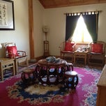 Photo taken at Silk Road Hotel Dunhuang by Jo Ann on 6/28/2014